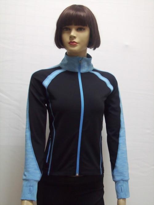 女性運動休閒外套