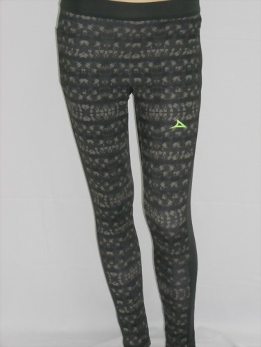 WOMAN TROUSERS WITH PRINTING