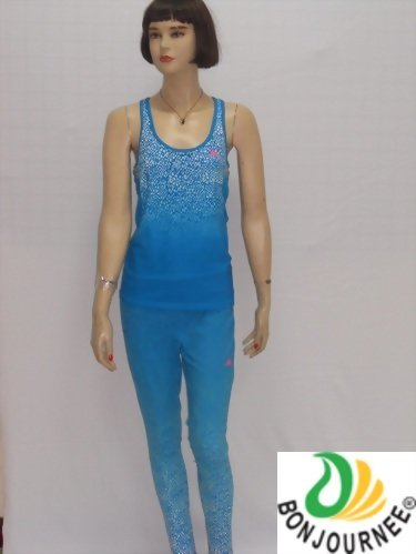 WOMEN'S TRAINING TANK+ TROUSERS