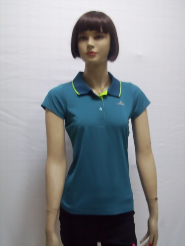 WOMAN HIGH SCALABILITY POLO SHIRT