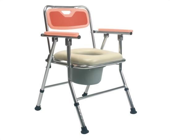 洗澡便器椅 鋁合金可收合款