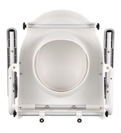 馬桶增高器 歐式扶手型