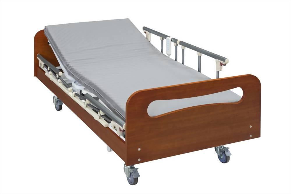 三馬達電動床(居家型)