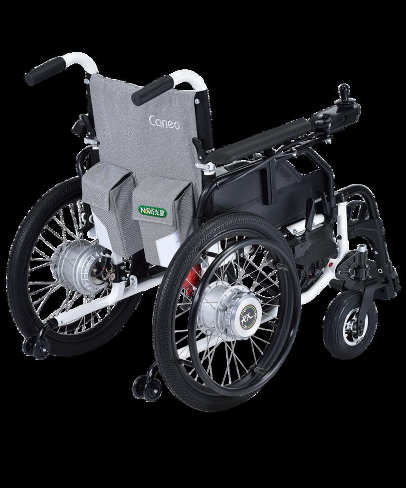 電動輪椅 收合競速型