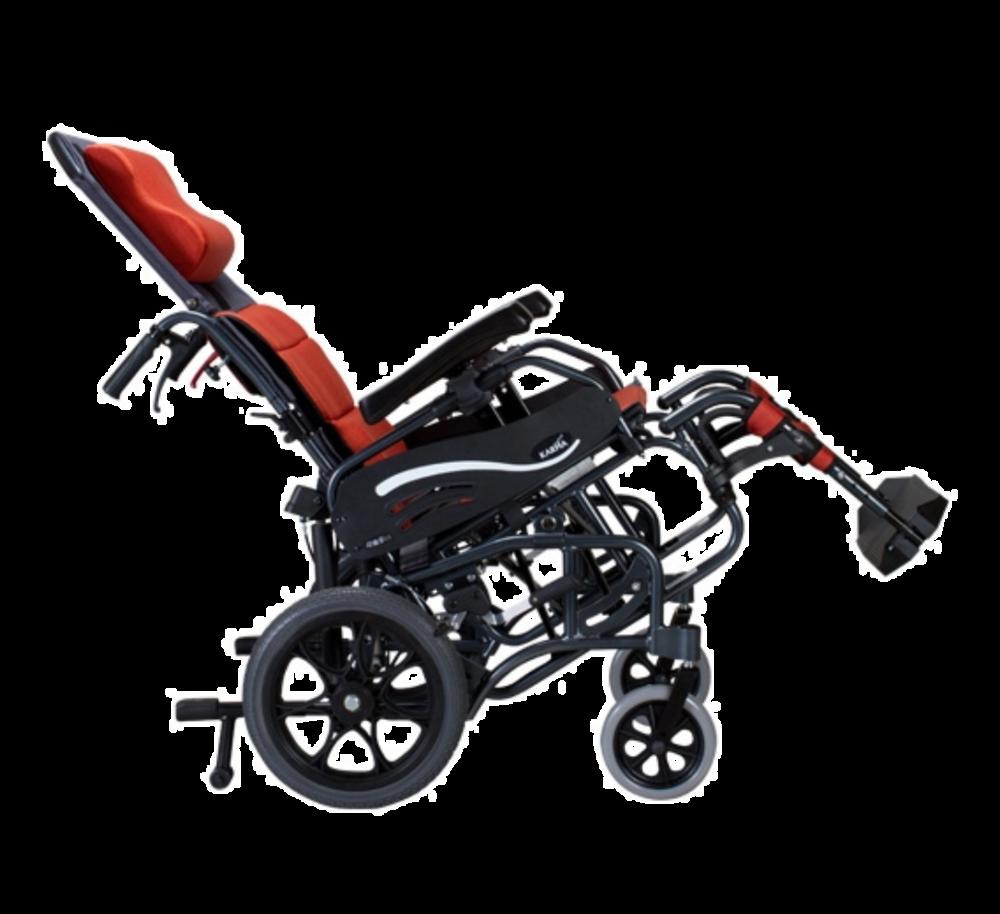 空中傾倒型輪椅