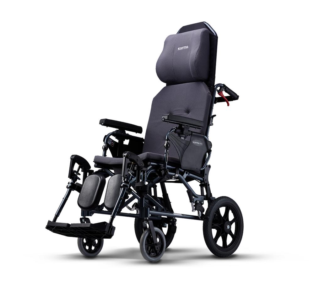 仰躺型輪椅