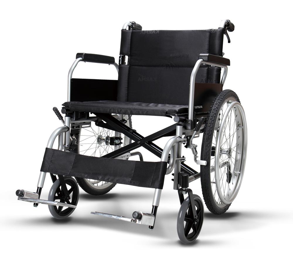 移位型輪椅 鋁合金高載重款