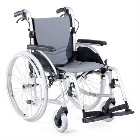 移位型輪椅 鋁合金後輪快拆款