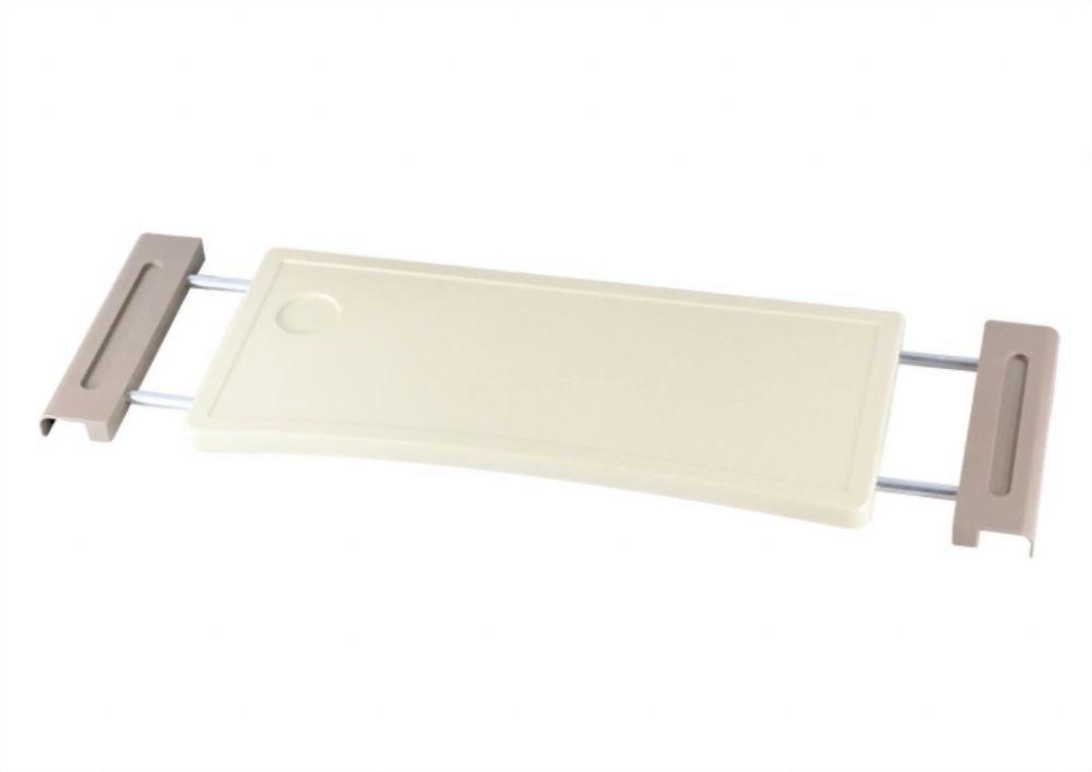伸縮式床上餐板