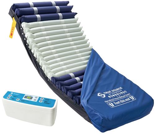 6吋三管交替氣墊床墊(雙氣室基本款)