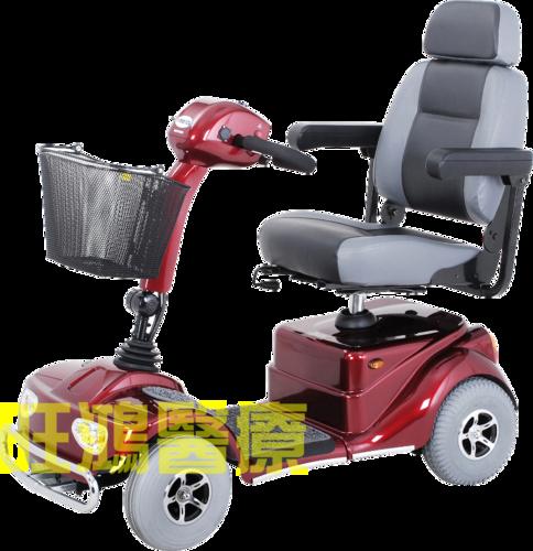 電動代步車 獨立保險桿款