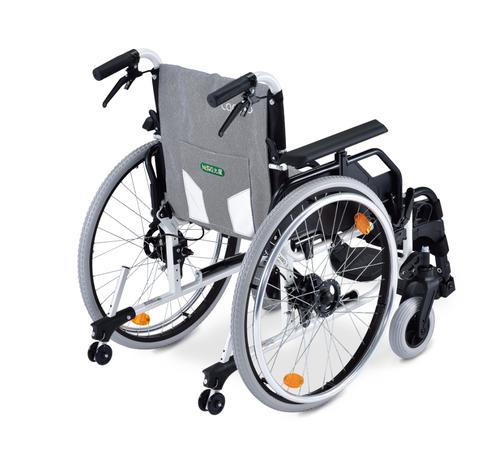 移位型輪椅 高載重鼓剎款