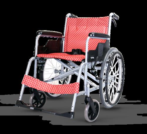 一般輪椅 鋁合金經濟型