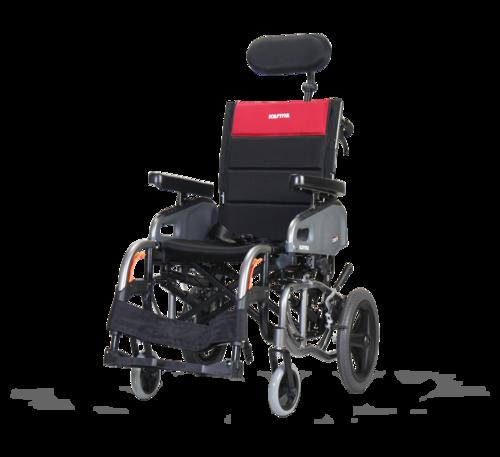 特製輪椅 空中傾倒+仰躺型