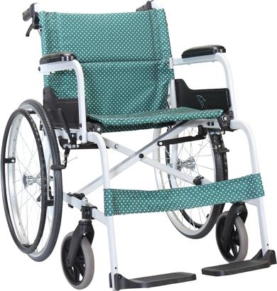 二手租借-鋁合金一般輪椅