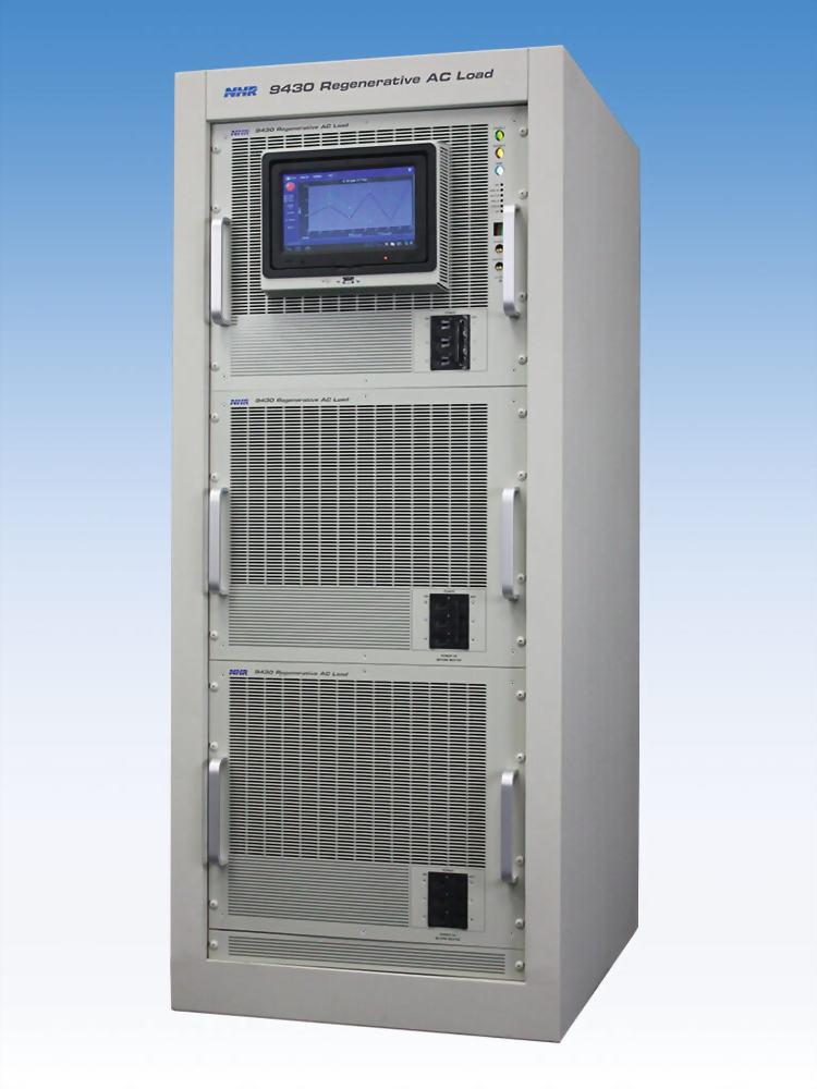 9430 Regenerative 4-Quadrant AC Load