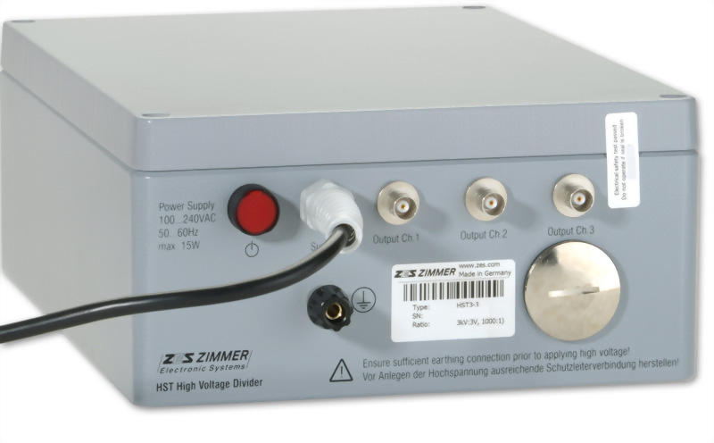 ZES ZIMMER HST Precision Wideband High Voltage Divider