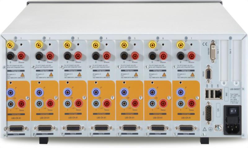 三相电力分析仪LMG670