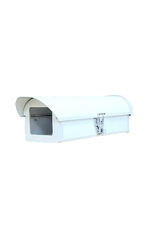 GL-617 側折式鐵扣型防護罩外殼