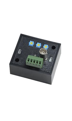 主動式雙絞線影像傳輸器-接收端