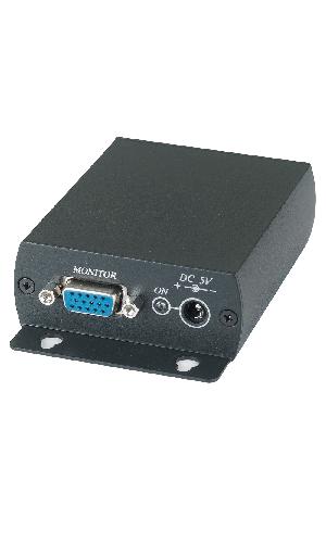主動式遠距用VGA訊號傳輸接收器