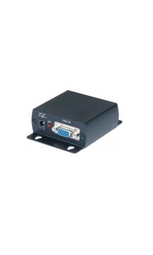 VGA 1:2主動式轉換雙絞線轉換器