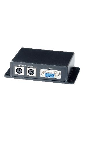 PC控制訊號轉換雙絞線延長器