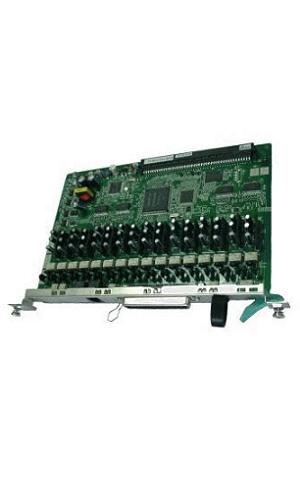 16路單機內線卡(含來電顯示及訊息點燈功能) TDA100DXE only