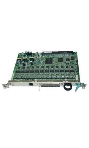 24路單機內線卡(含來電顯示及訊息點燈功能) TDA100DXE only