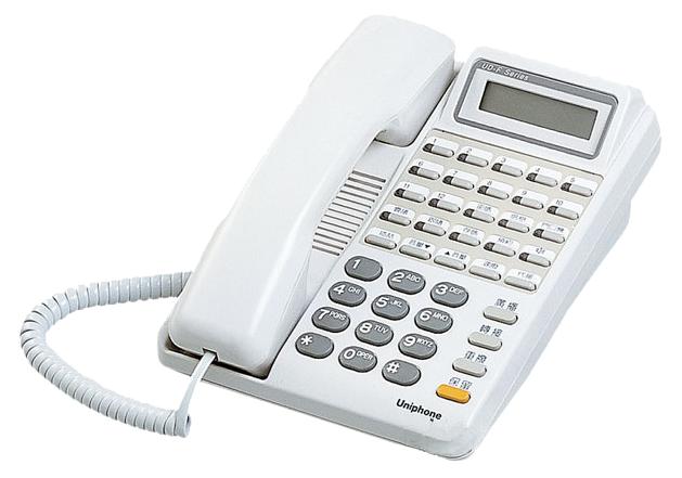 UD-F 12 外線顯示型免持對講數位話機 (92版)