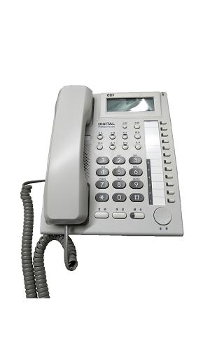 6鍵顯示型話機