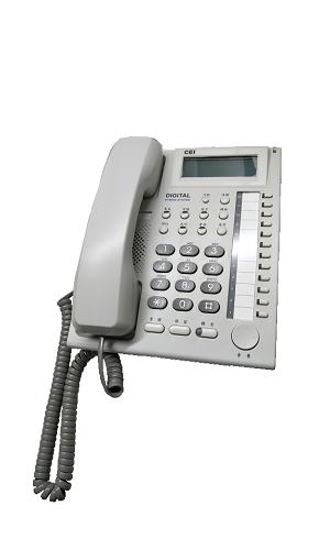 12鍵顯示型話機