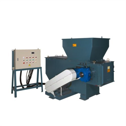 SINGLE SHAFT POWERFUL SHREDDER