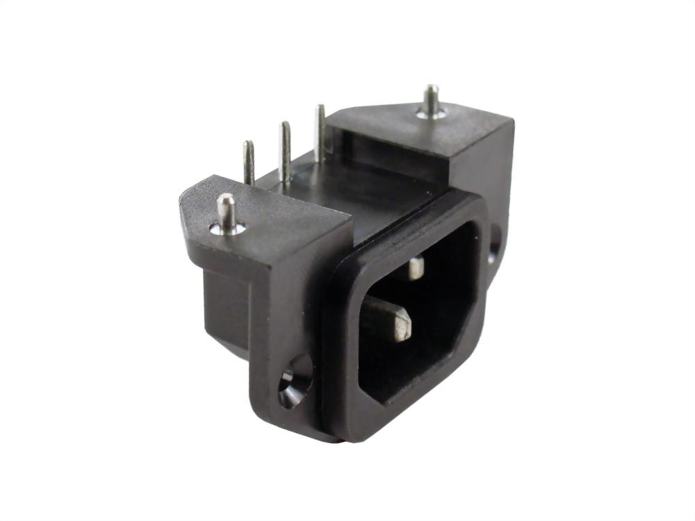 IEC 60320 C14 SOCKET-INLETS-C14 (SWSS7B-1D)