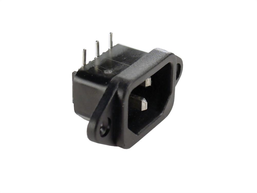 IEC 60320 C14 SOCKET-INLETS-C14 (SWR-30190-B39)