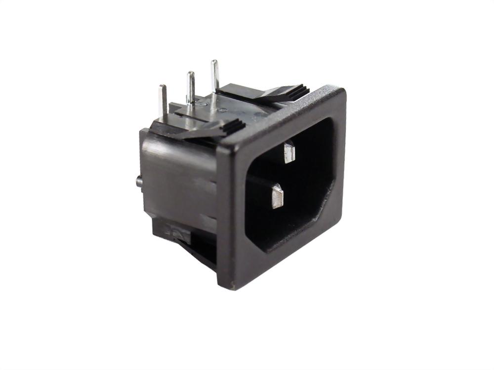 IEC 60320 C14 SOCKET-INLETS-C14 (SWR-301SN(12))