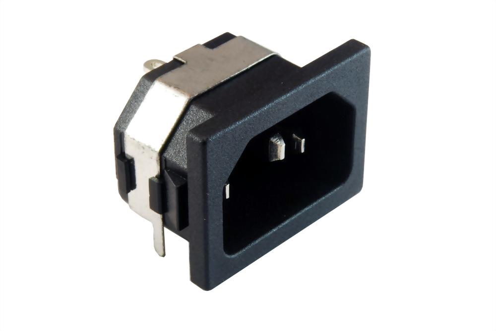 IEC 60320 C14 SOCKET-INLETS-C14 (SWR-301SN-B216)
