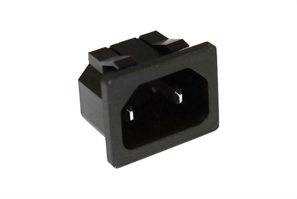 IEC 60320 C18 SOCKET-INLETS-C18 (SWJR-101S-2P)