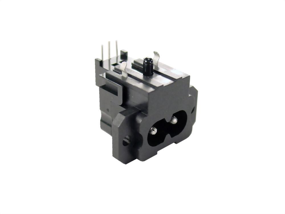 IEC 60320 C8 SOCKET-INLETS-C8 (SWHJC-021)