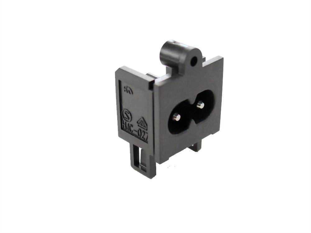 IEC 60320 C8 SOCKET-INLETS-C8 (SWHJC-027)