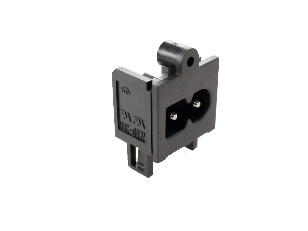 IEC 60320 C8 SOCKET-INLETS-C8 (SWHJC-027A)