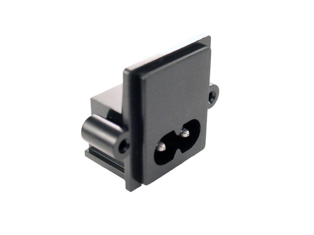 IEC 60320 C8 SOCKET-INLETS-C8 (SWHJC-028)