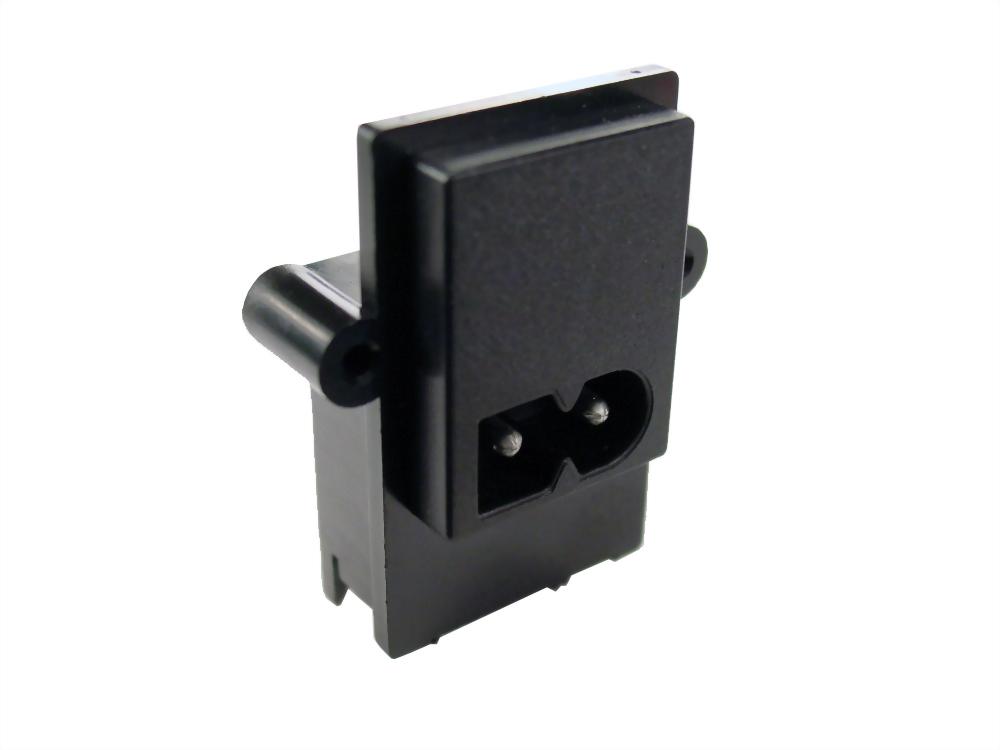 IEC 60320 C8 SOCKET-INLETS-C8 (SWHJC-029A)