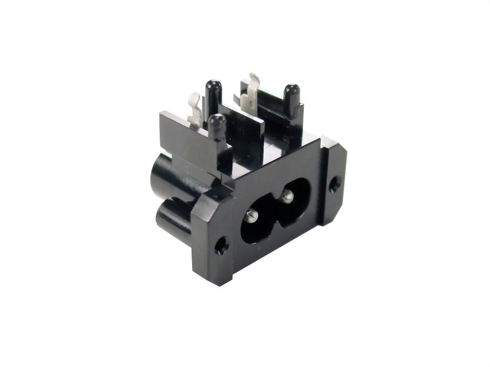 IEC 60320 C8 SOCKET-INLETS-C8 (SWHJC-033)