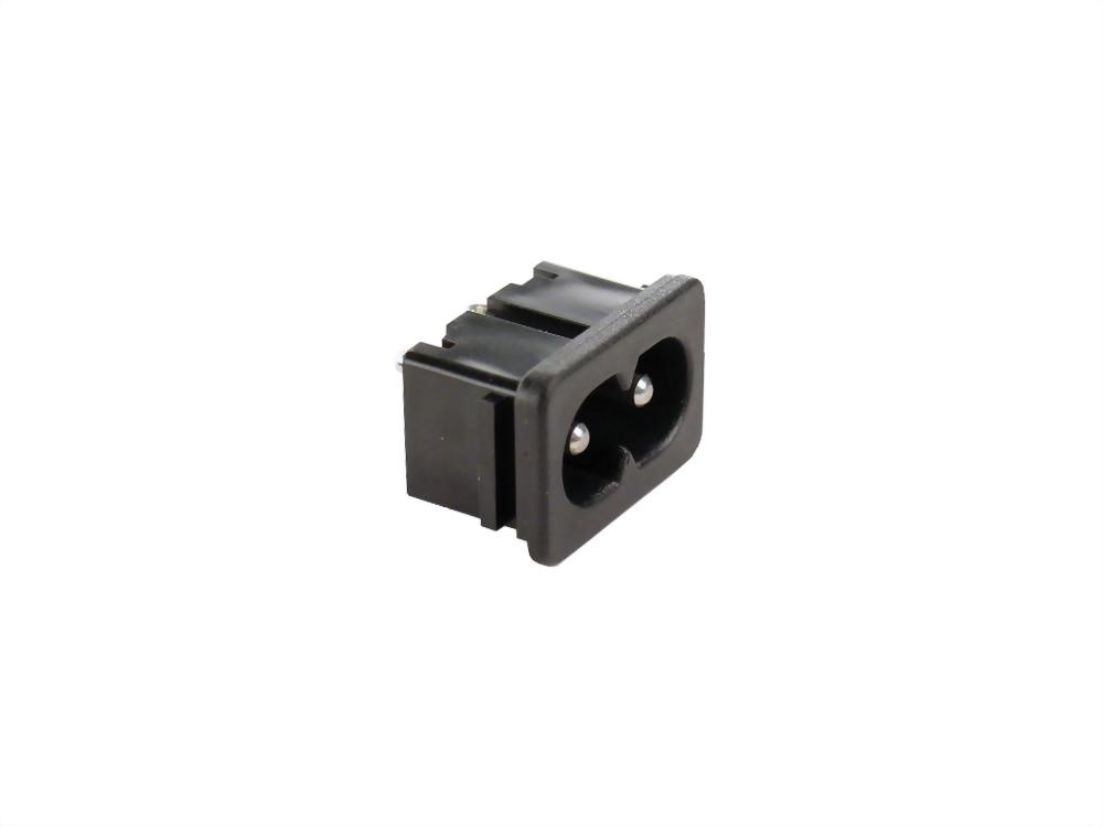 IEC 60320 C8 SOCKET-INLETS-C8 (SWJR-201SE(S))