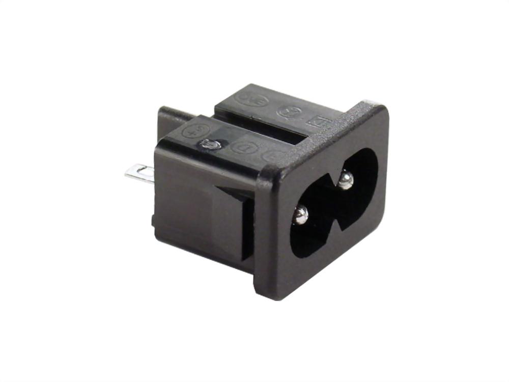 IEC 60320 C8 SOCKET-INLETS-C8 (SWR-201A(01))