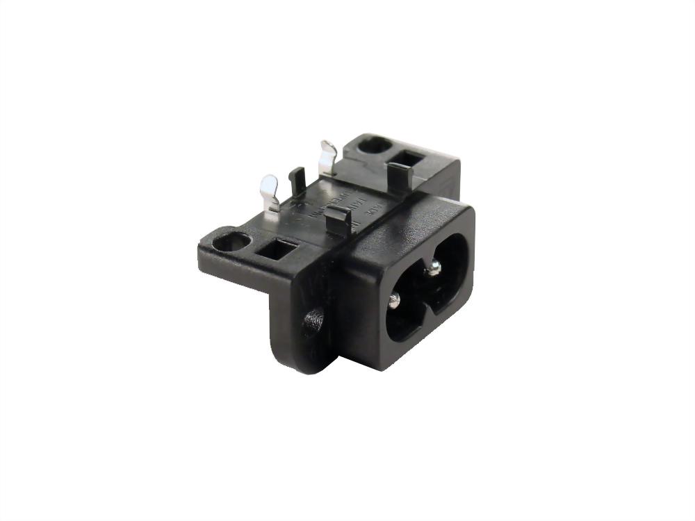 IEC 60320 C8 SOCKET-INLETS-C8 (SWSO-222-R-0)