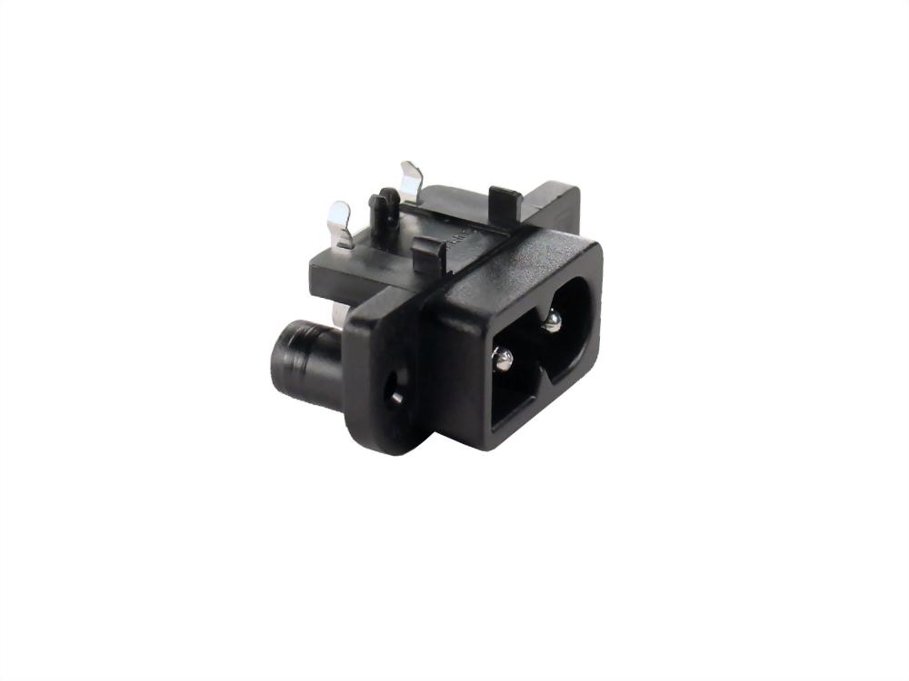 IEC 60320 C8 SOCKET-INLETS-C8 (SWSO-222-S-0L)