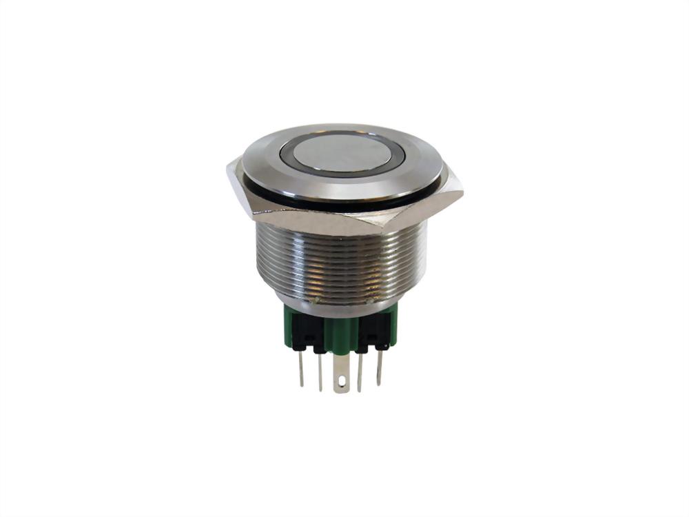 金属押ボタンスイッチ ( IP65 / IP67 ) (SQN28 series)