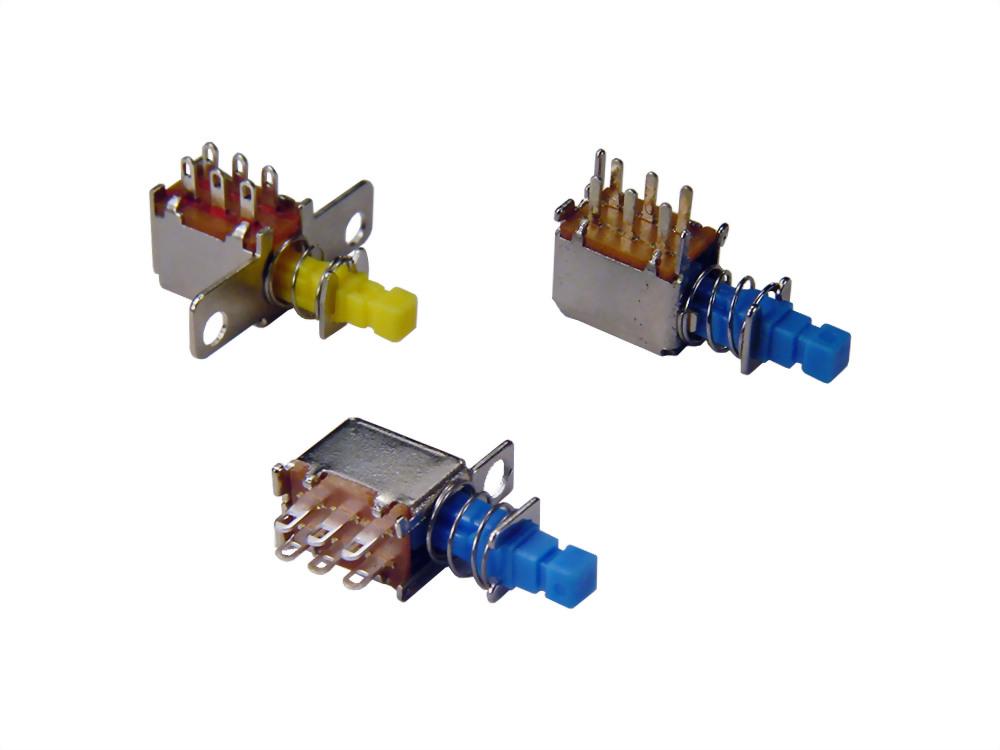 押ボタンスイッチ (SPA-118 Series)